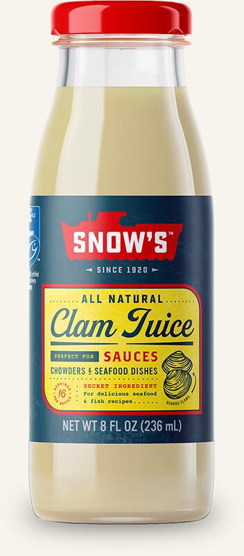 SNOW'S® CLAM JUICE