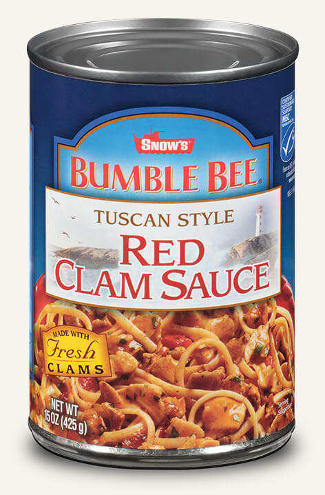 SNOW'S® RED CLAM SAUCE